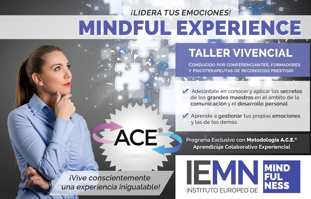 Taller Vivencial de Mindfulness